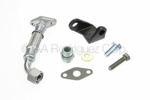 Early ALH install kit for VNT17 Turbos