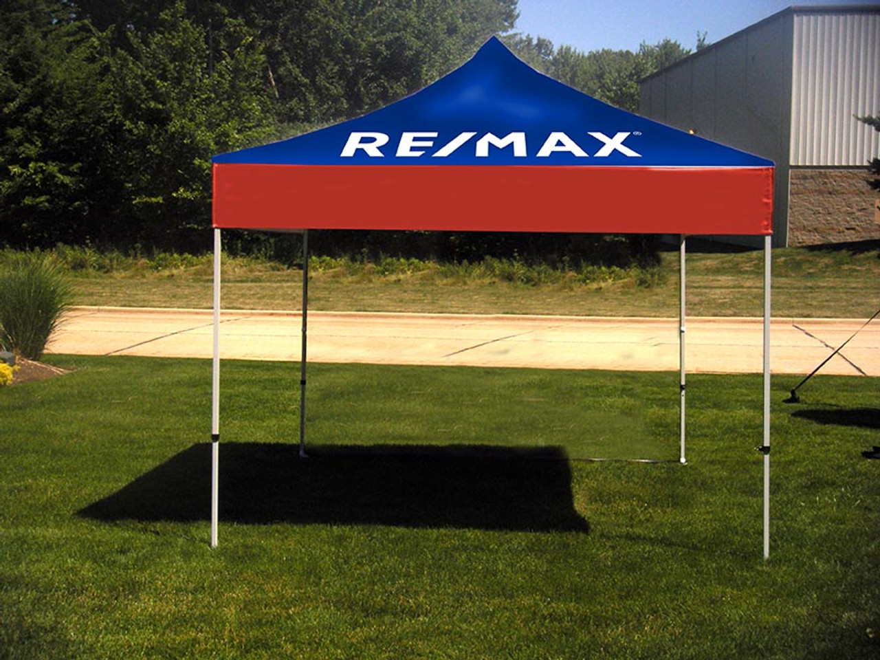 REMAX EZ-UP TENT 10\' X 10\' BASIC PACKAGE (INCLUDES CANOPY, FRAME ...