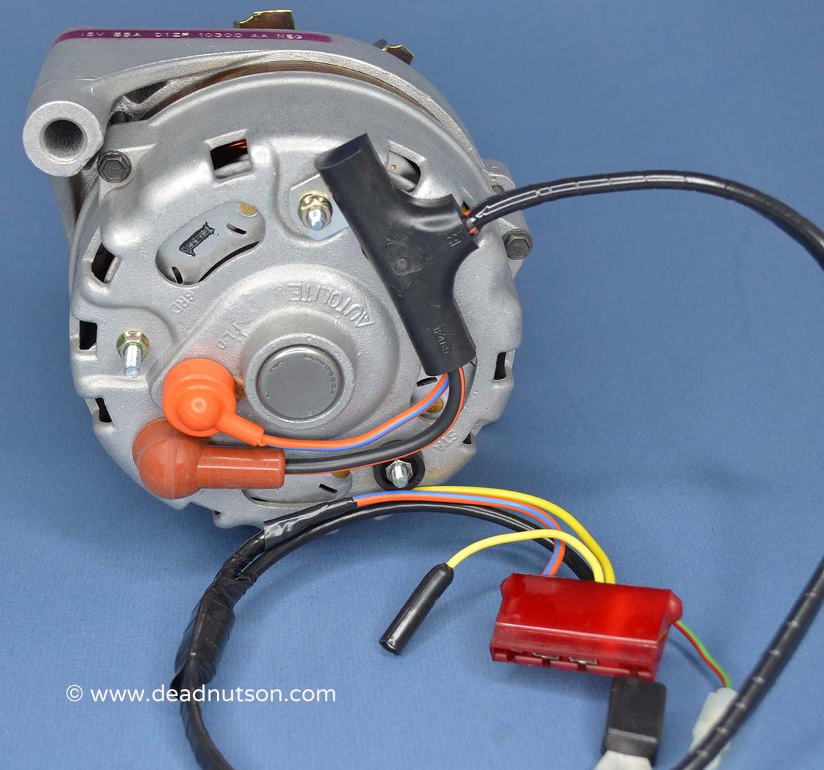 Wiring Harness Installed - Wiring Diagram List on