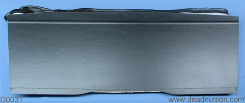 1969-70 Convertible Trunk Divider & Well Liner