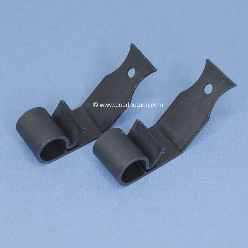 1968-69 Mustang Front Valance Light Wiring Clips