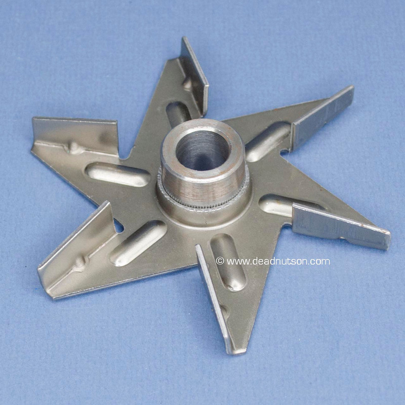390, 428 S/CJ Water Pump Impeller (service replacement)