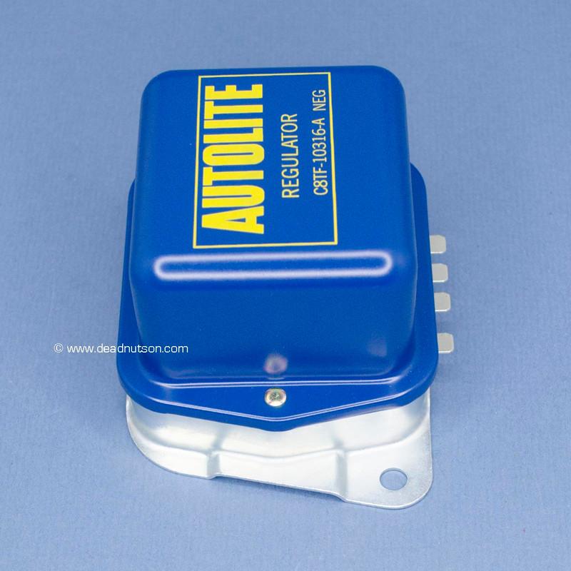 1968-4/1970 Autolite Voltage Regulator 55 Amp