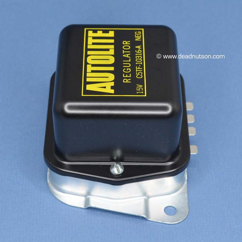 1965-67 Autolite Voltage Regulator 55 Amp