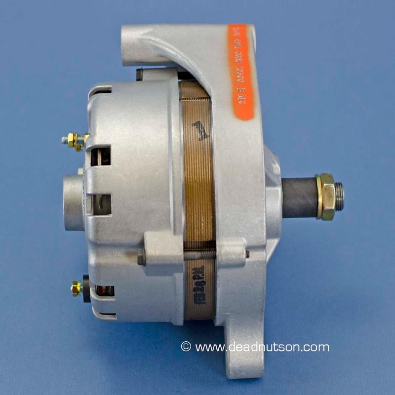 1969 200, 302, 351W +/- PS  Autolite Alternator C6AF-10300-B (after Feb 1969)