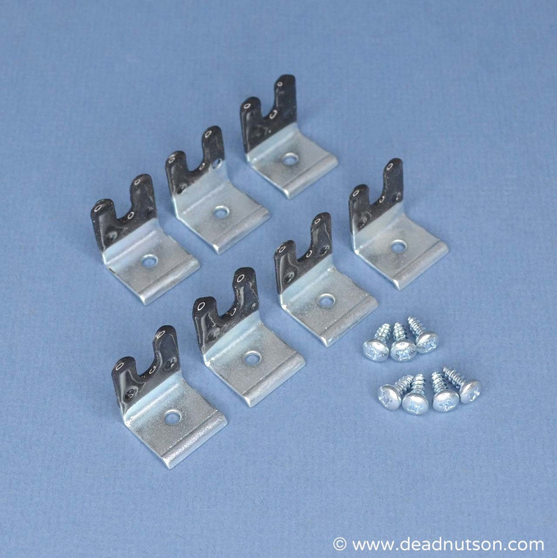1969 BOSS 429 Ignition Wire Valve Cover Clips