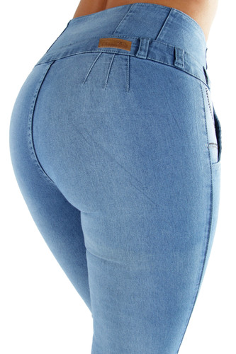 Skinny jeans mujer que son
