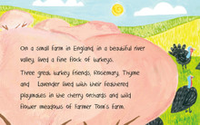 """A Turkey Tale"" Children's Book"