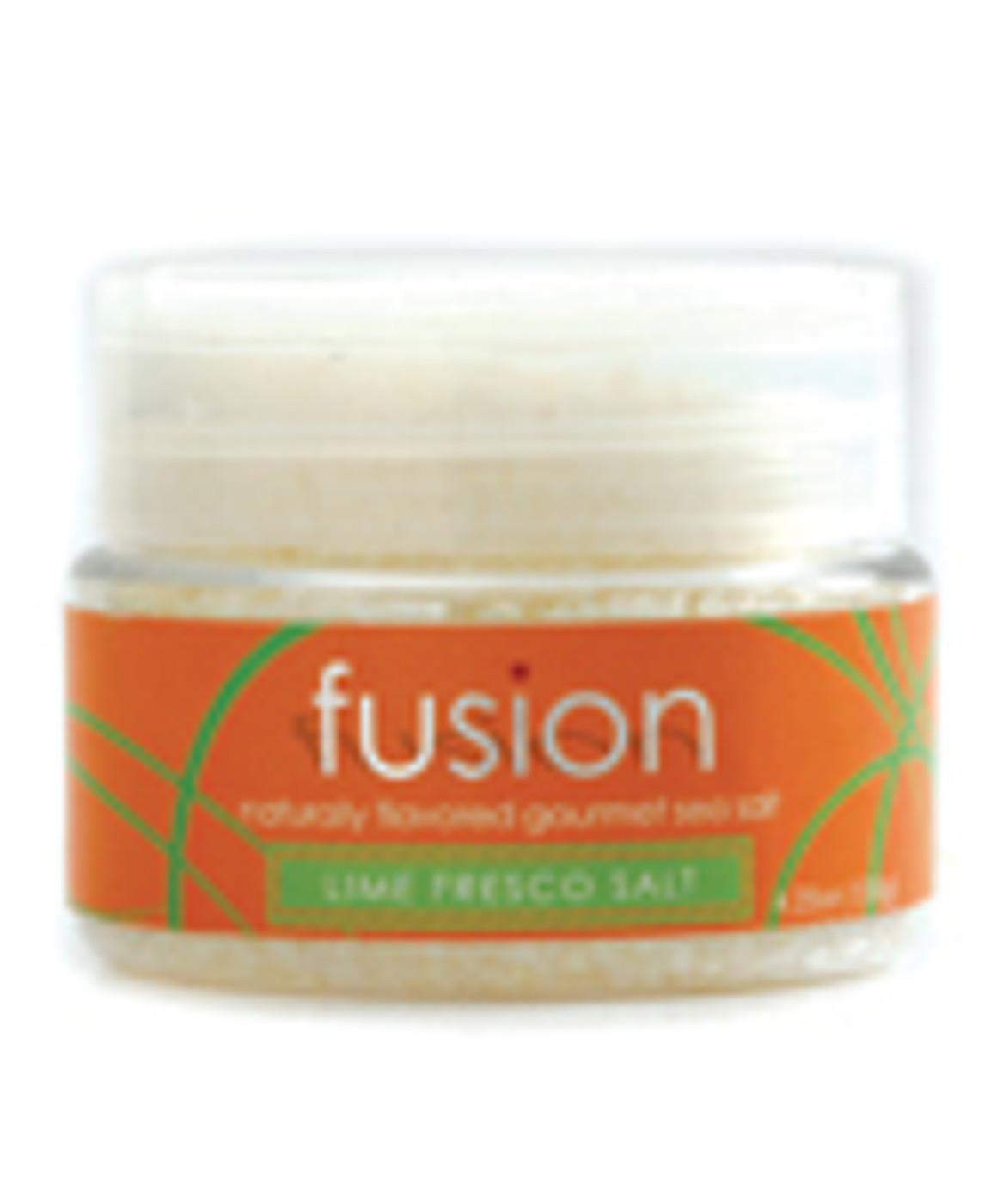 Lime Fresco Sea Salt - Fusion® - 3oz Jar