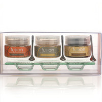 Fusion® Salt Trio - Gourmet Grilling Collection