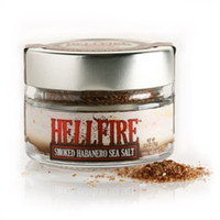 Hellfire® - Smoked Habanero Sea Salt