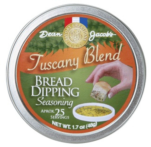 Tuscany Blend Bread Dipping Tin  1.7oz