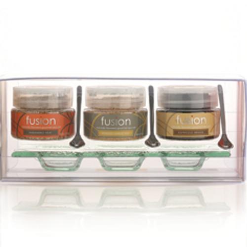 Fusion® Salt Trio - Gourmet Grilling Collection