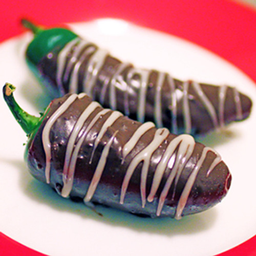 Chocolate Jalapeno Olive Oil