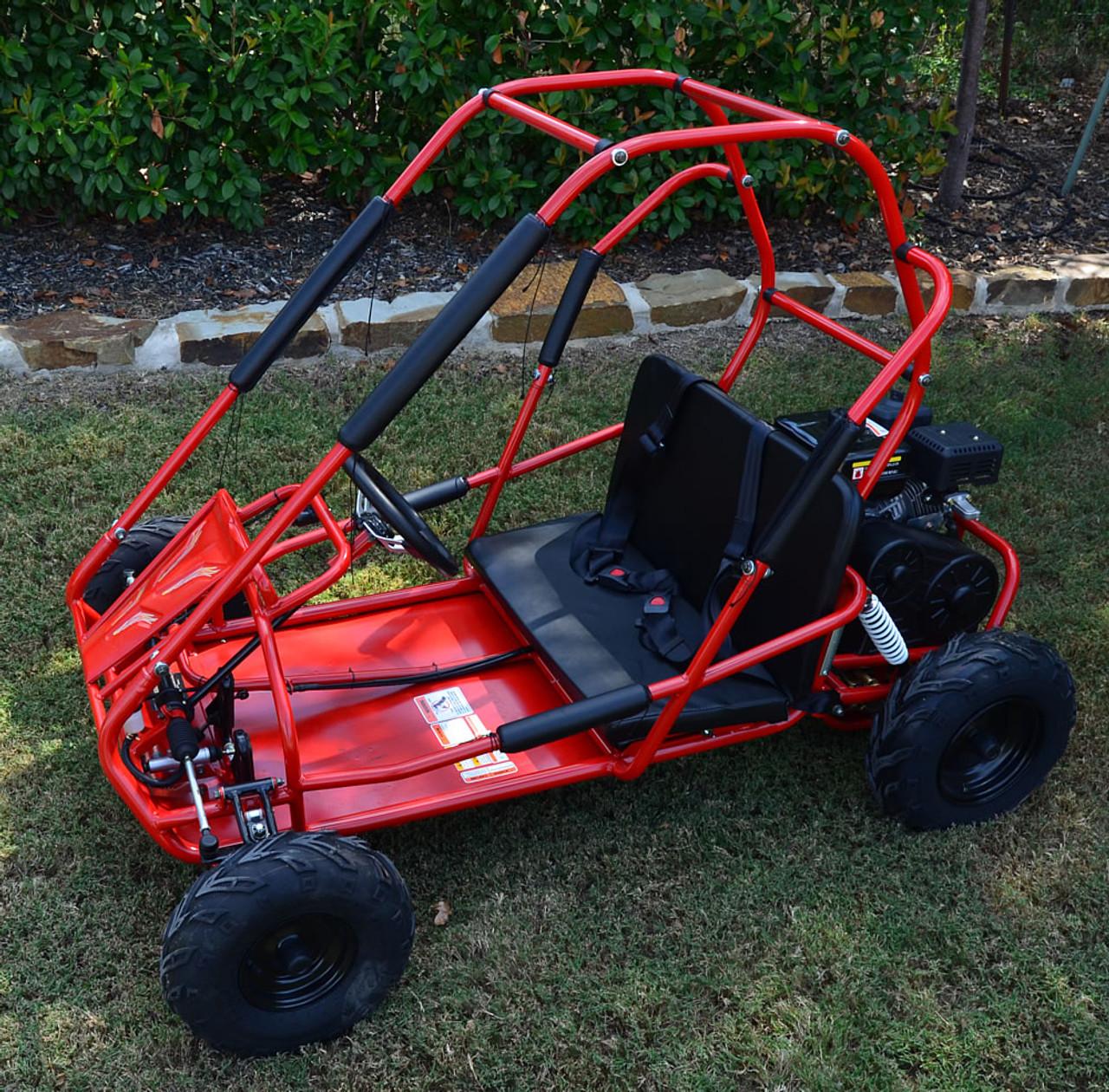 GoPowerSports Standard Mid Size Go-Kart Kit - GoPowerSports.com