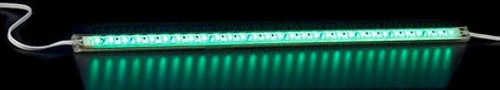 Lifetime Warranty SeaMaster Lights Strip 30 LED 50cm (20in) Green