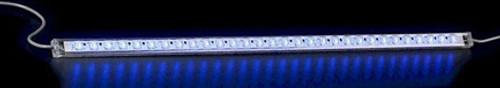 Lifetime Warranty SeaMaster Lights Strip 60 LED 100cm (40in) Blue
