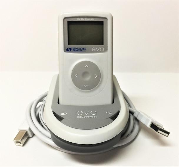 Spacelabs Evo Digital Holter W/Docking Station & Power Supply