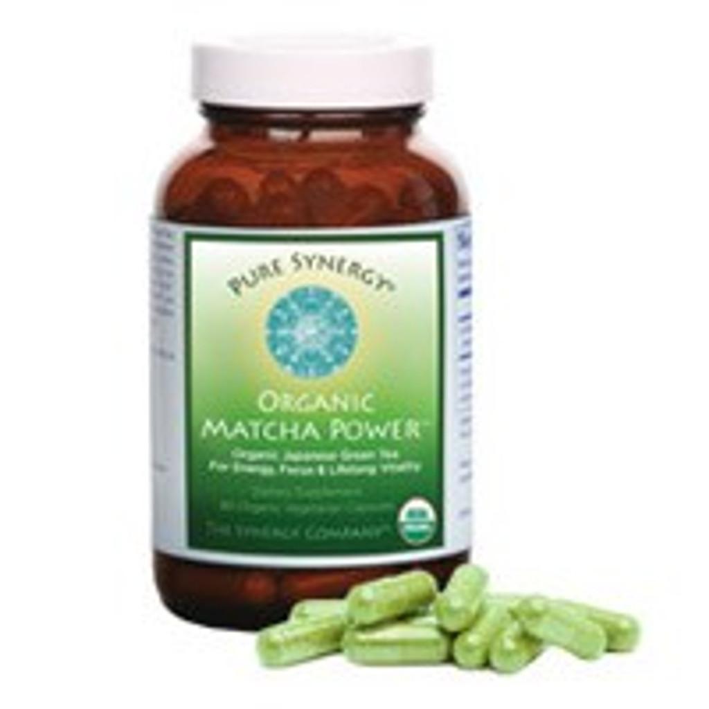 Matcha Power