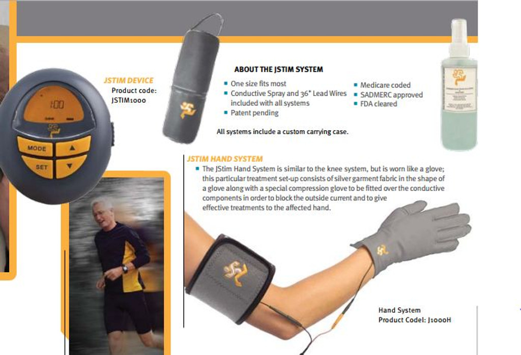 JStim Hand Joint System