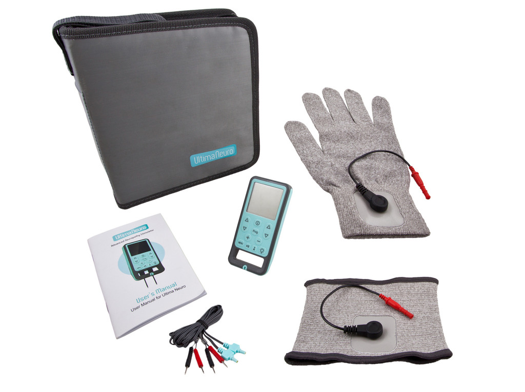 Ultima Neuro - Hand System - Two Gloves , Two Cuffs