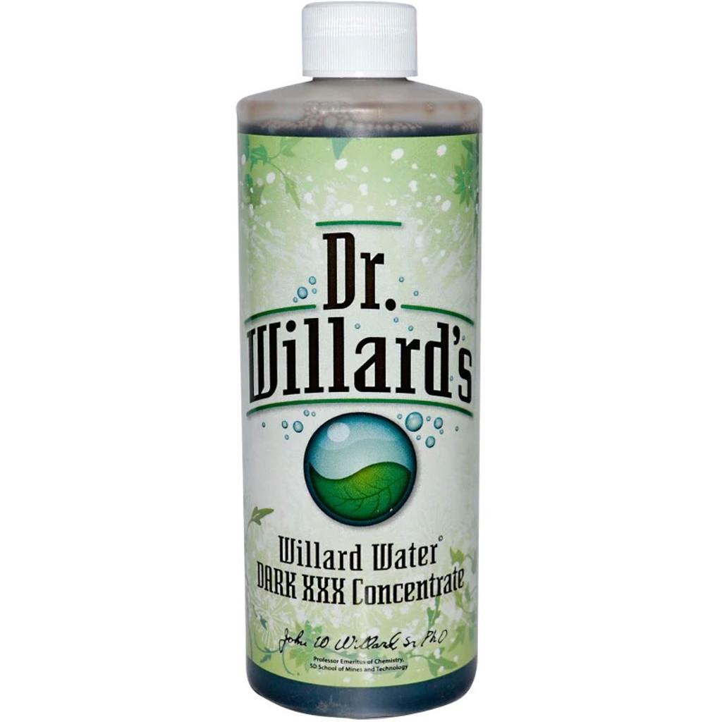 Willard, Willard Water, Dark XXX Concentrate