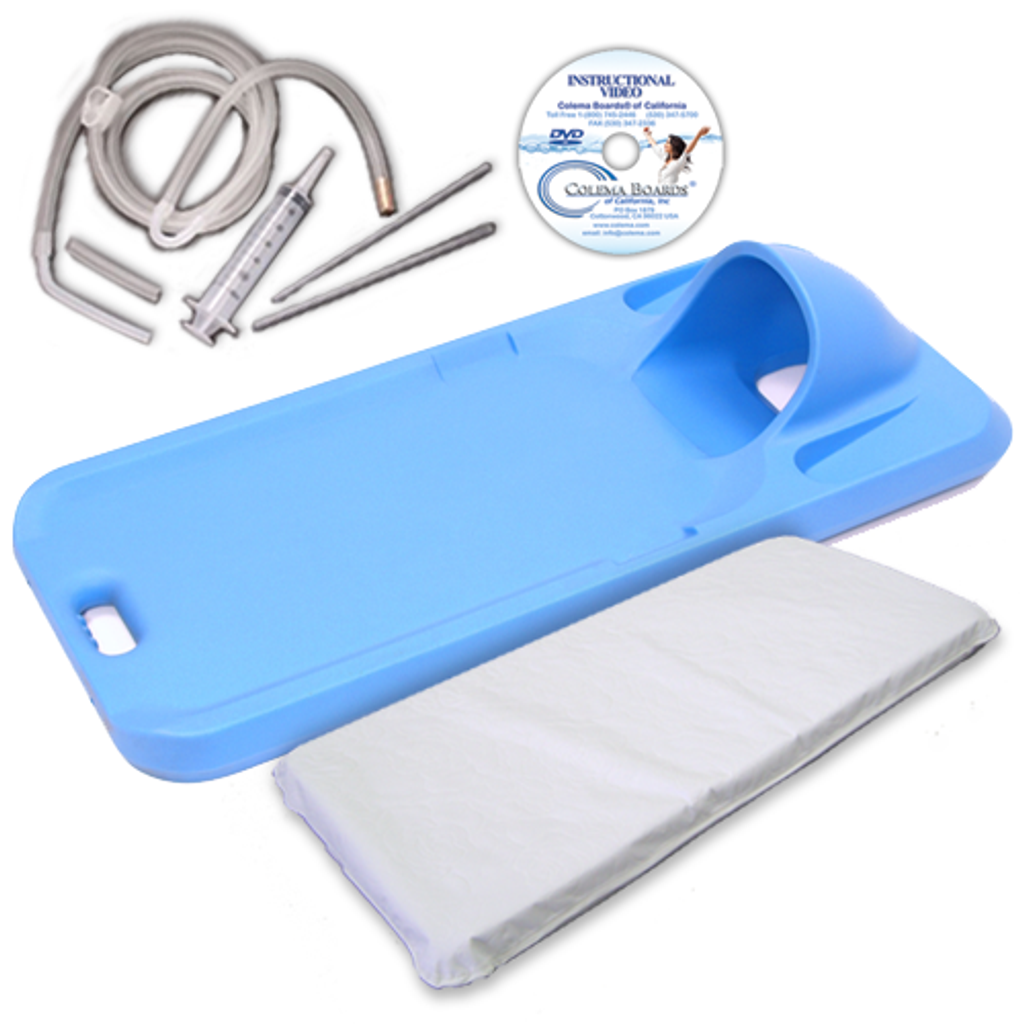 Deluxe Colema Board® Kit in Blue