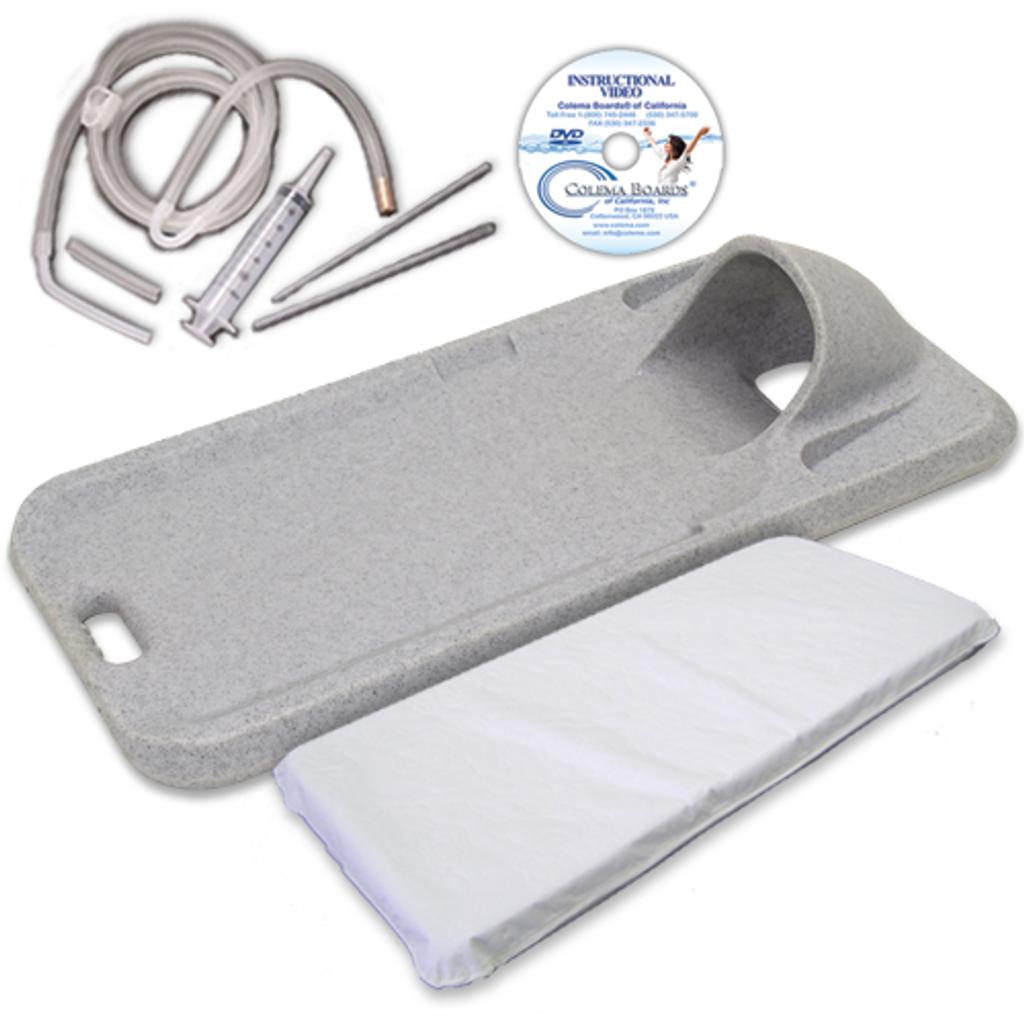 Deluxe Colema Board® Kit in Granite