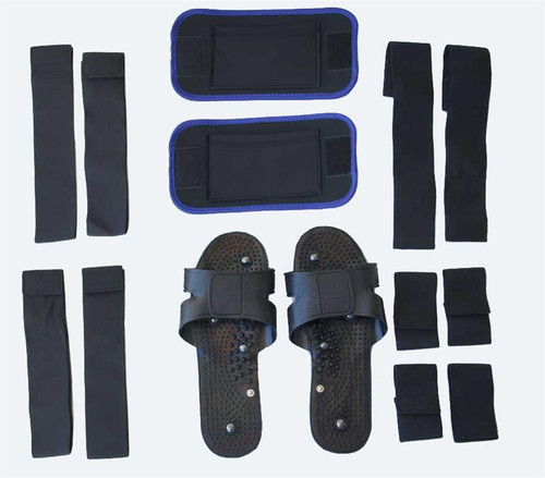 Accessories Pack for TENS Electronic Pulse Massager
