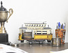 Trolley Streetcar Municipal Railway Cable Car Metal Scale Model 10.5""