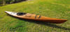 Cedar Wood Strip Built Kayak Boat Woodenboat USA