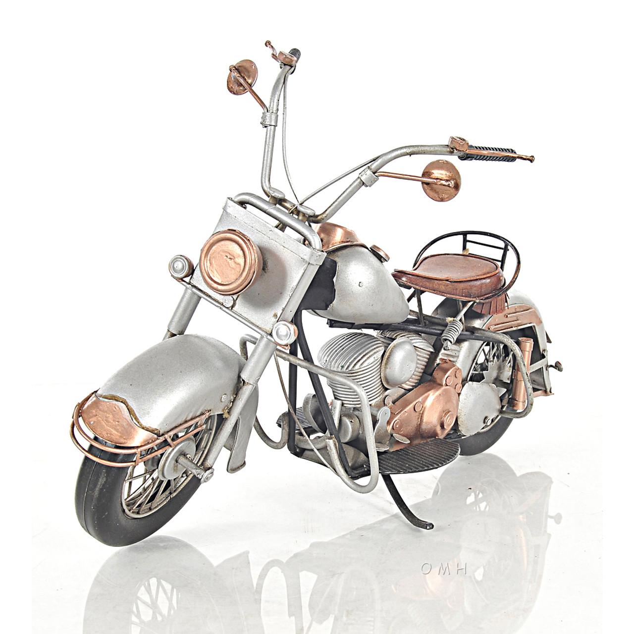 1957 Harley Davidson Sportster Motorcycle Scale Metal Model