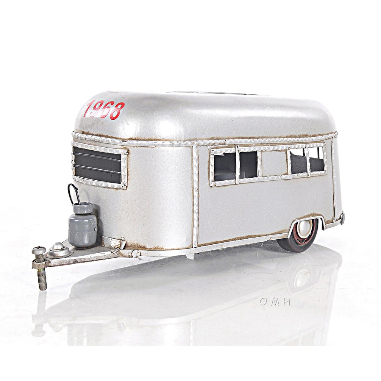 Tissue Holder Travel Camping Trailer Metal Model Camper