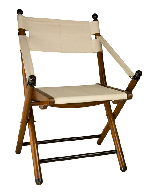 Campaign Folding Chair Portable British Camp Furniture