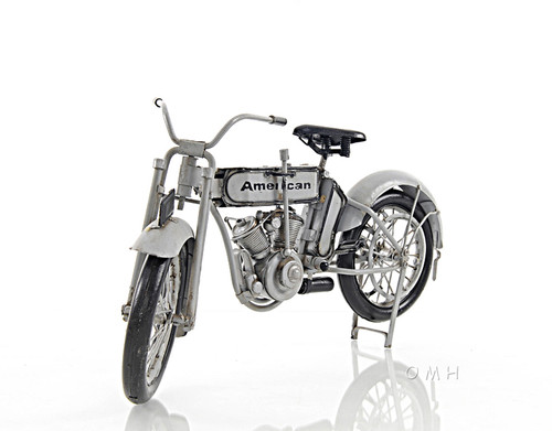 Harley-Davidson Model 7D Twin 1911Metal Decor