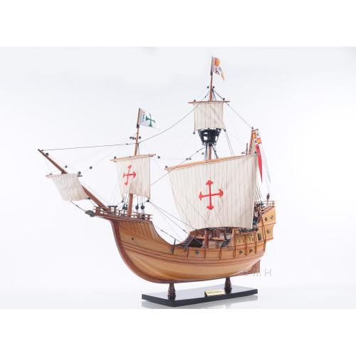 La Santa María 1492 Tall Ship Model Columbus