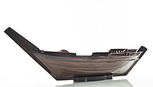 Red Sea Dhow Ship Serving Sushi Tray