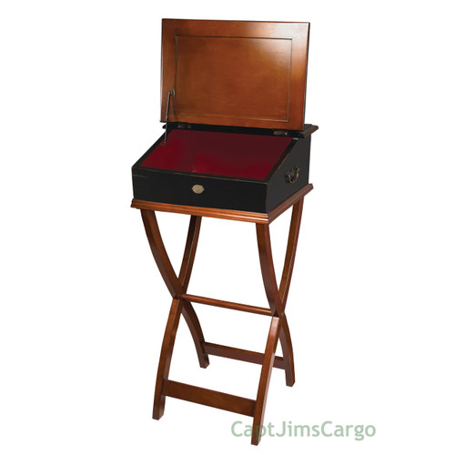 Campaign Desktop Speakers Lectern Portable Desk
