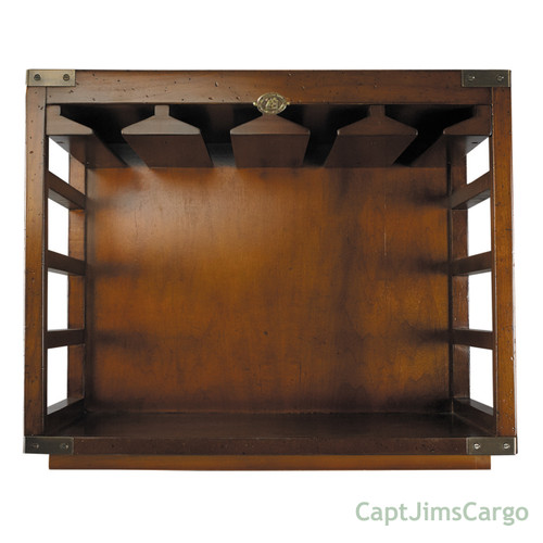 Wine Glass Rack Unit #1 Home Bar Stacking