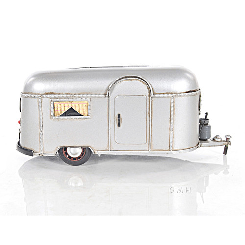 Tissue Holder Travel Camping Trailer Metal Model Camper