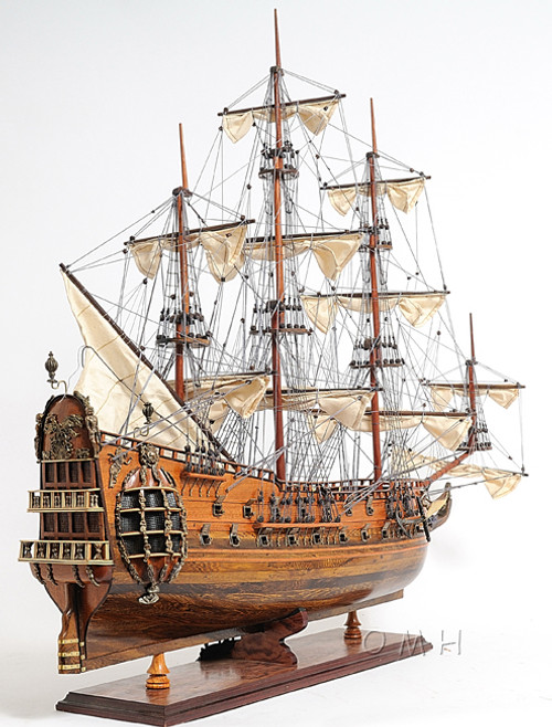 HMS Fairfax Royal Navy Tall Ship Model