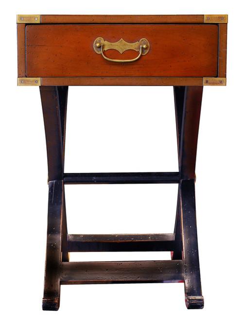 Wood Grandmaster's Box Chess Game Table