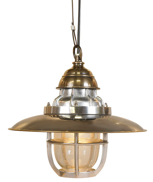 Steamer Deck Hanging Lamp Ceiling Fixture Light