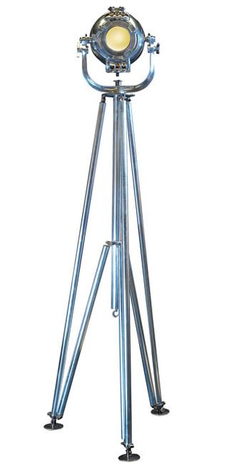 Cinema Movie Spotlight Floor Lamp Aluminum Tripod