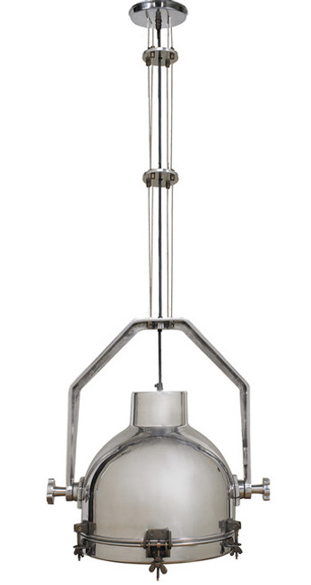 Ships Main Hold Hanging Lamp Ceiling Fixture