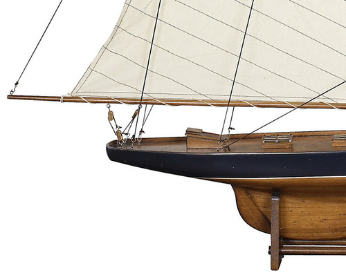 Columbia America's Cup J Class Yacht Model
