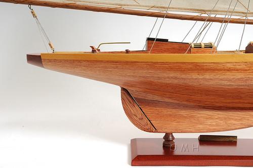 Eric Tabarlys Pen Duick Yacht Model Sailboat