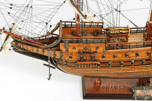 Vasa Swedish Wasa Warship Model Tall Ship