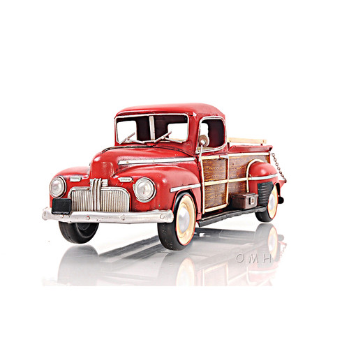 1942 Ford Pickup Truck Metal Desk Top Car Model