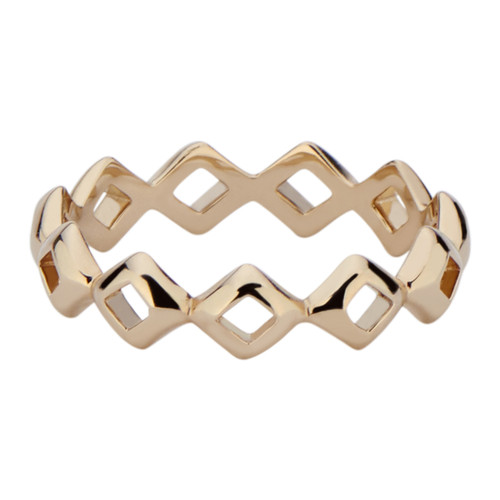Lucia Gold Pinky Ring